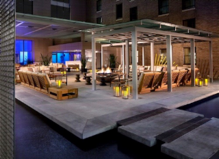 Rooftop Lounge and Patio