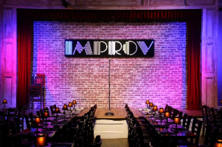 Improv Comedy and Dinner Theatre